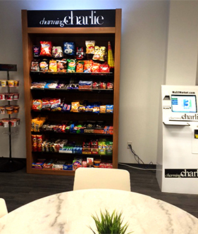 Customize your break room or micro market to fit your location with help from Three Square Market