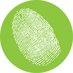 Biometric Fingerprint scanning capabilities can be added to all Three Square Market kiosks for quick and easy log in.